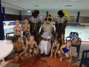 Sinterklaas bij Nautilus