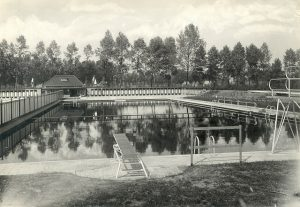Zwembad 1958